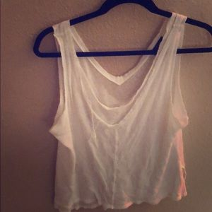 Rag & Bone distressed Tank too